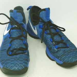 Nike Zoom Youth Kevin Durant 35 Blue Sneakers